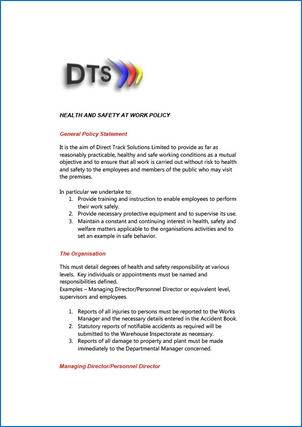 Direct Track Solutions Ltd | 01246 810 198 | Business ...
